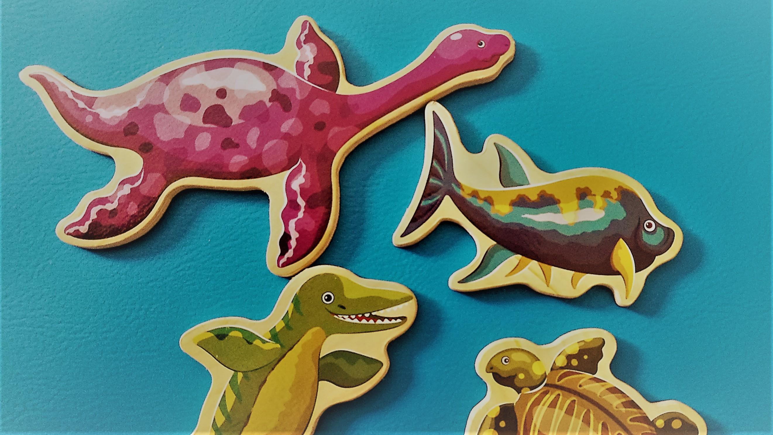 """24. September Kinder-Workshop """"Als die Dinos noch durch die Meere schwammen"""""""